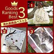 売れ筋猫商品ベスト3